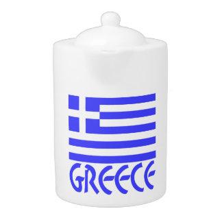 Greece Flag & Name