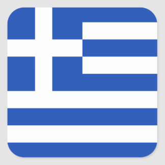 Greece Flag Sticker