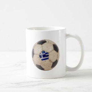 Greece Football Mugs