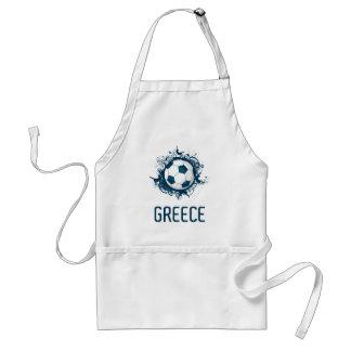 Greece Football Standard Apron