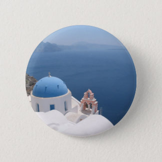 Greece Forever 6 Cm Round Badge