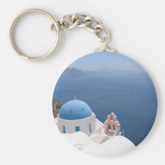 Greece Forever Key Ring