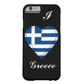 Greece Greek flag Barely There iPhone 6 Case