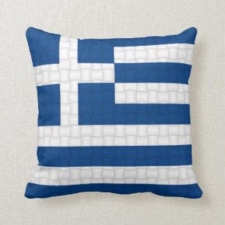 Greece Greek flag Cushion