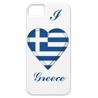 Greece Greek flag iPhone 5 Covers