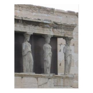 Greece Greek StatuePostcard Postcard