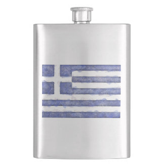 Greece Hip Flask