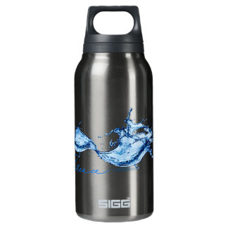Greece Insulated Water Bottle