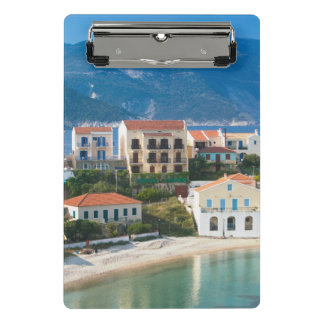 GREECE, Ionian Islands, KEFALONIA, Assos Mini Clipboard
