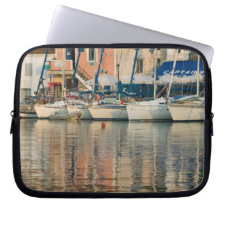 GREECE, Ionian Islands, KEFALONIA, Fiskardo: Laptop Sleeve