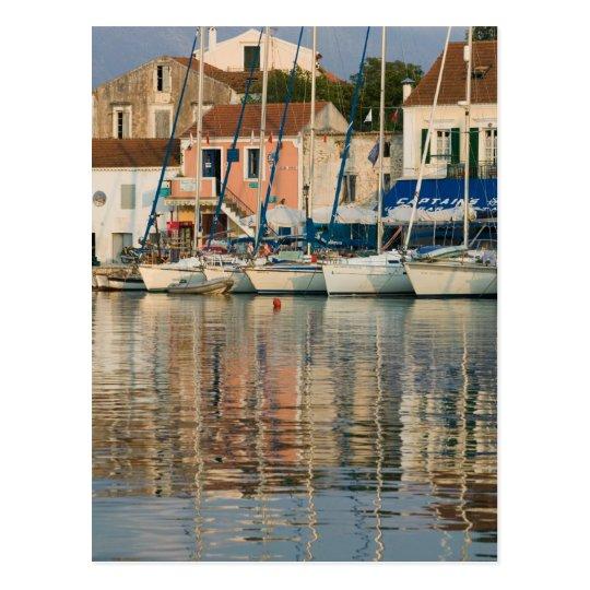 GREECE, Ionian Islands, KEFALONIA, Fiskardo: Postcard