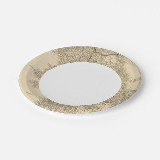 Greece, Ionian Islands Paper Plate