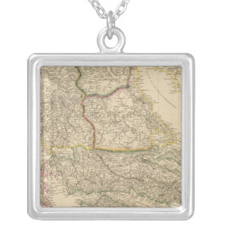 Greece, Ionian Islands Silver Plated Necklace