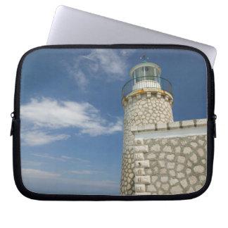 GREECE, Ionian Islands, ZAKYNTHOS, CAPE SKINARI: Laptop Sleeve