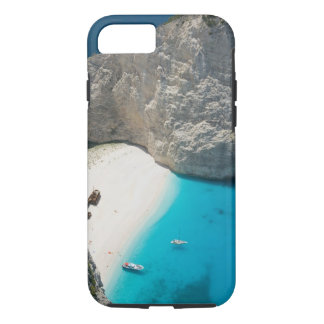 GREECE, Ionian Islands, ZAKYNTHOS, SHIPWRECK iPhone 8/7 Case