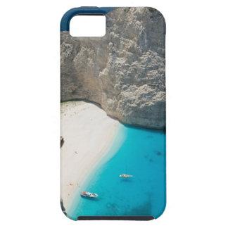 GREECE, Ionian Islands, ZAKYNTHOS, SHIPWRECK Tough iPhone 5 Case