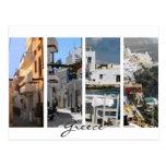 Greece Islands Postcards