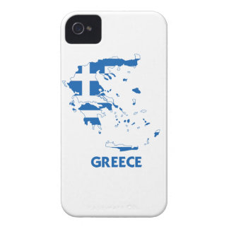 GREECE MAP BLACKBERRY BOLD COVER