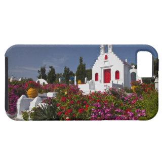 Greece, Mykonos, Cute little chapel in the iPhone 5 Case
