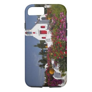Greece, Mykonos, Cute little chapel in the iPhone 8/7 Case