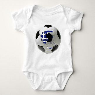 Greece national team baby bodysuit
