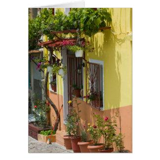 GREECE, Northeastern Aegean Islands, LESVOS Card