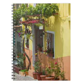 GREECE, Northeastern Aegean Islands, LESVOS Notebook