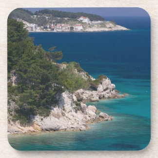 GREECE, Northeastern Aegean Islands, SAMOS, 6 Coaster