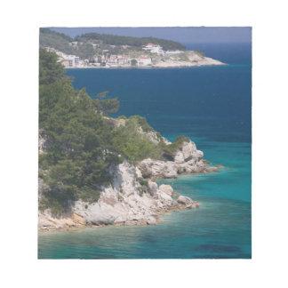 GREECE, Northeastern Aegean Islands, SAMOS, 6 Notepad