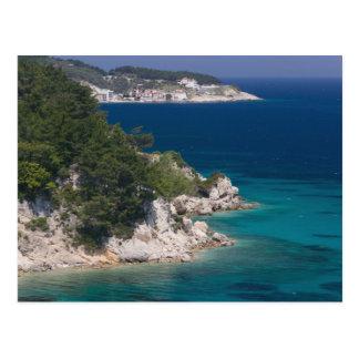 GREECE, Northeastern Aegean Islands, SAMOS, 6 Postcard