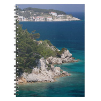 GREECE, Northeastern Aegean Islands, SAMOS, 6 Spiral Notebook