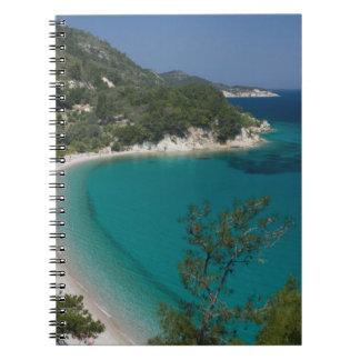 GREECE, Northeastern Aegean Islands, SAMOS, 7 Notebook