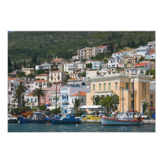 GREECE, Northeastern Aegean Islands, SAMOS, Photo Art