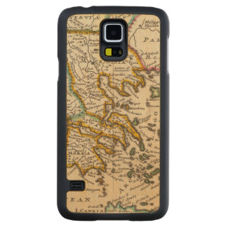 Greece or the south part of Turkey in Europe Carved Maple Galaxy S5 Case