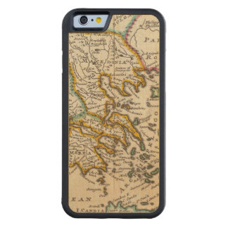 Greece or the south part of Turkey in Europe Carved Maple iPhone 6 Bumper Case