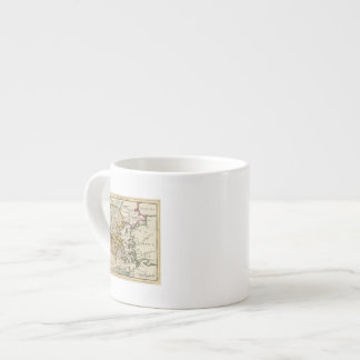 Greece or the south part of Turkey in Europe Espresso Cup