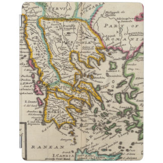Greece or the south part of Turkey in Europe iPad Cover
