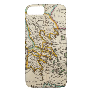 Greece or the south part of Turkey in Europe iPhone 8/7 Case