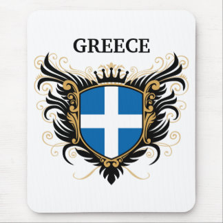 Greece [personalize] mouse mat