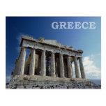 Greece Postcard