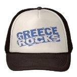 Greece Rocks Cap