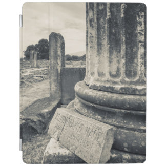Greece, ruins of ancient city iPad cover