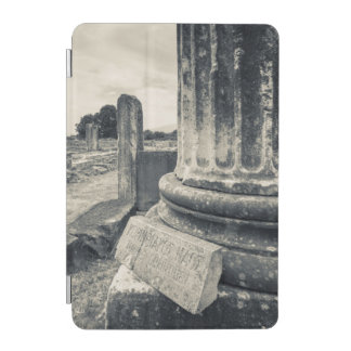 Greece, ruins of ancient city iPad mini cover