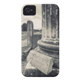 Greece, ruins of ancient city iPhone 4 covers