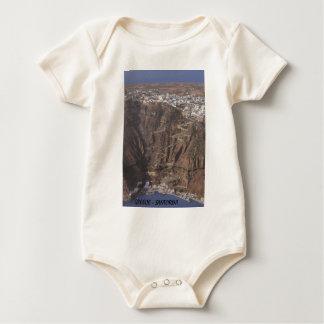 Greece Santorini (St.K) Baby Bodysuit