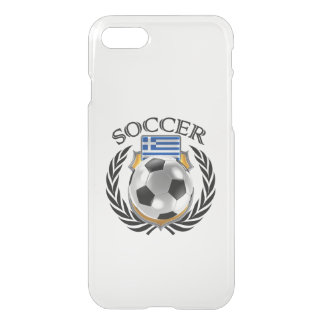 Greece Soccer 2016 Fan Gear iPhone 7 Case