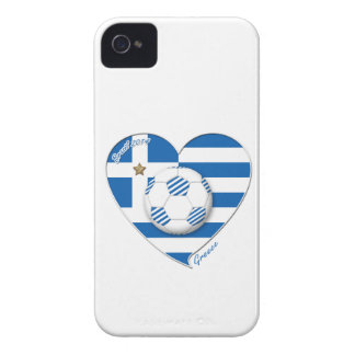 """GREECE"" soccer team. Greece soccer 2014 Football iPhone 4 Covers"