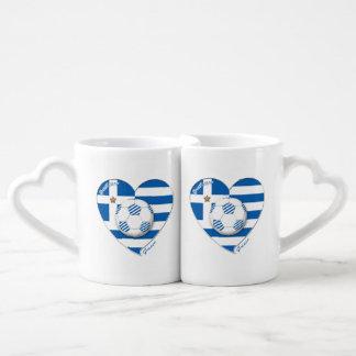 """GREECE"" soccer team Greece soccer 2014 Football Lovers Mugs"