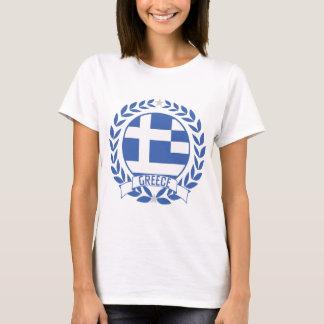 Greece Wreath T-Shirt