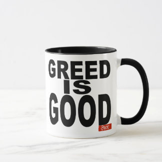 Greed is Good Mug